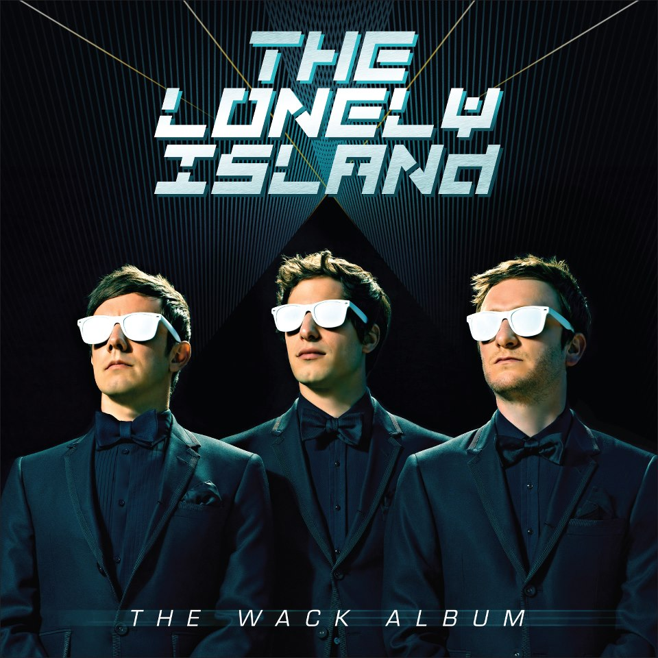 The lonely Island, lonely-wack-album