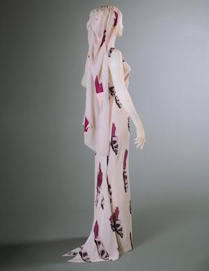 Tear dress
